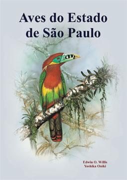 Aves do Estado de São Paulo. Willis & Oniki. 2003.