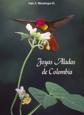 Hummingbirds of Colombia, by Luis A. Mazariegos H.  - Spanish edition