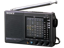Worldtwitch portable shortwave radios sony icf sw22 portable shortwave radio sciox Image collections